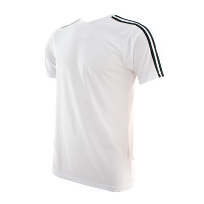SLAZENGER T SHIRT DRY FIT 3301502 BLACK WHITE