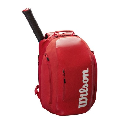 WILSON SUPER TOUR BACKPACK RED WRZ840896