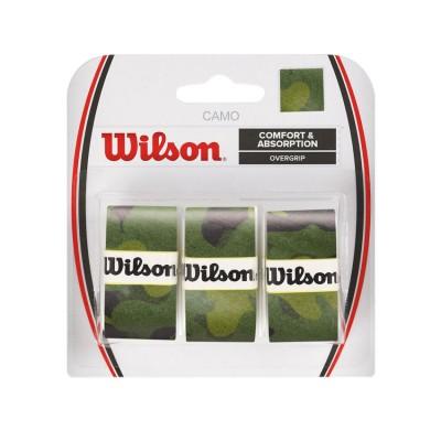 WILSON CAMO OVERGRIP WRZ470850 ΠΑΡΑΛΛΑΓΗ ΛΑΔΙ