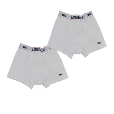 BOXER LONSDALE 422197 2/PACK