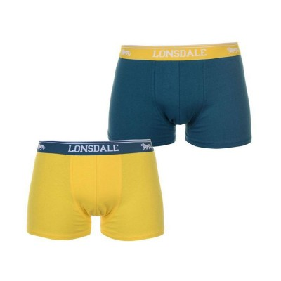 BOXER LONSDALE 2/PACK 422011