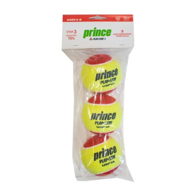 PRINCE ΜΠΑΛΑΚΙ ΤΕΝΝΙΣ 3pcs 7G328000
