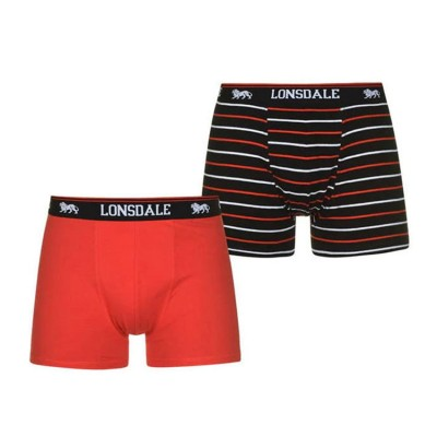 BOXER LONSDALE 2/PACK 422011 50