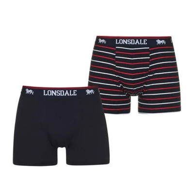 BOXER LONSDALE 2/PACK 422011 51
