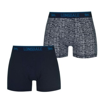 BOXER LONSDALE 2/PACK 422011 54