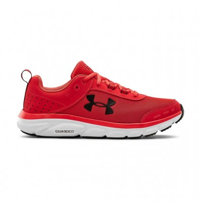 UNDER ARMOUR CHARGED ASSERT 8 3021952 602 ΚΟΚΚΙΝΟ