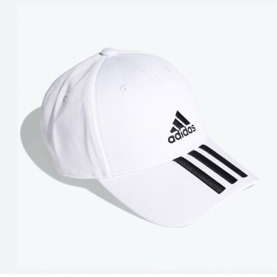 ADIDAS BASEBALL CAP 3-STRIPES FQ5411