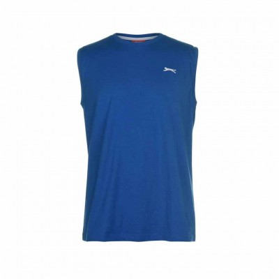 SLAZENGER SLEEVELESS T SHIRT 582249 70