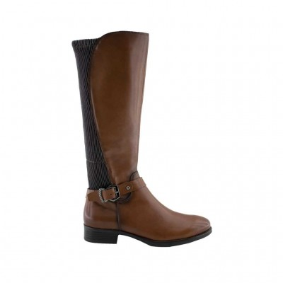 CAPRICE LEATHER BOOTS 9-25509-25 313