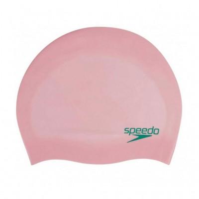 SPEEDO PLAIN MOULDED SILICONE CAP JUNIOR 70990