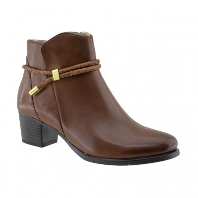 CAPRICE LEATHER BOOT 9 25307 25 313