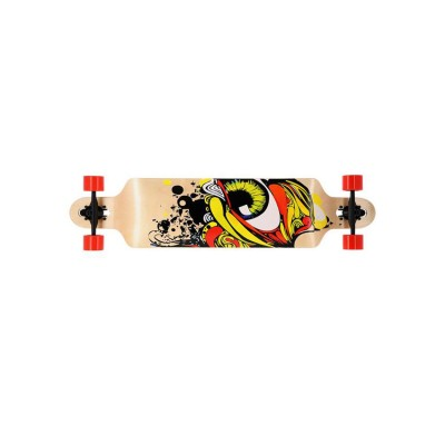NILS EXTREME LONGBOARD WOOD EYE