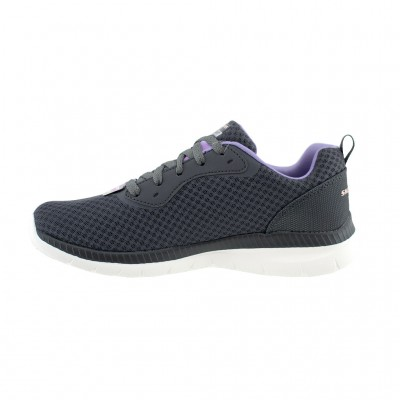 SKECHERS MESH LACE UP 12606 CCLV