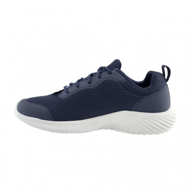SKECHERS MESH LACE UP 232005 NVY
