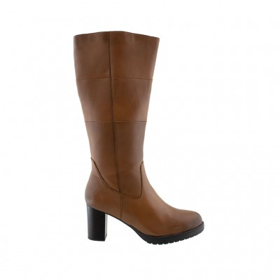 CAPRICE LEATHER BOOTS 9-25610-25 335
