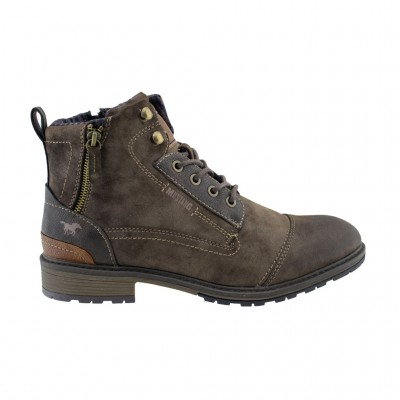 MUSTANG BOOTS 4140504 32 ΚΑΦΕ