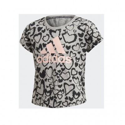 ADIDAS MUST HAVES GRAPHIC TEE GE0938