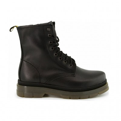 COMMANCHERO BOOTS LEATHER 5627 721 ΜΑΥΡΟ