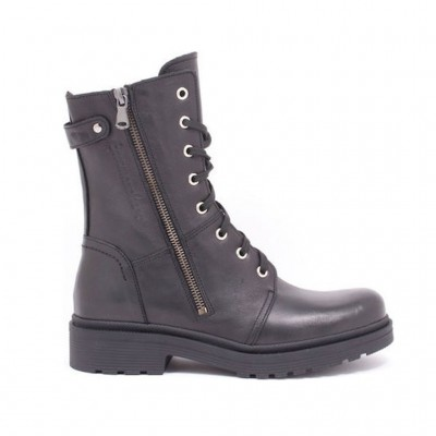 COMMANCHERO BOOTS LEATHER 5629 721 ΜΑΥΡΟ