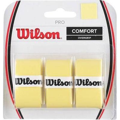 WILSON PRO OVERGRIP YELLOW WRZ4014YE