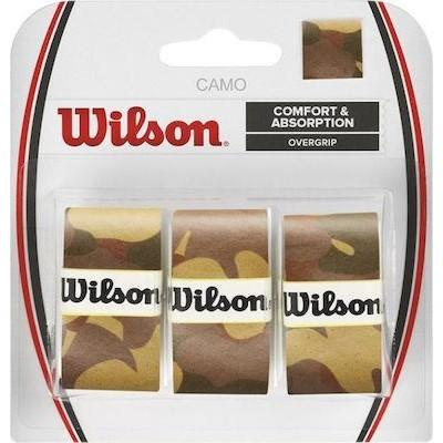 WILSON CAMO OVERGRIP WRZ470860