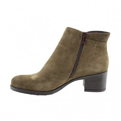 RAGAZZA BOOTS LEATHER 0373 ΠΟΥΡΟ