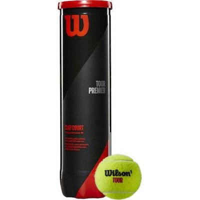 WILSON TOUR PREMIER CLAY COURT 4ΤΜΧ WRT119600