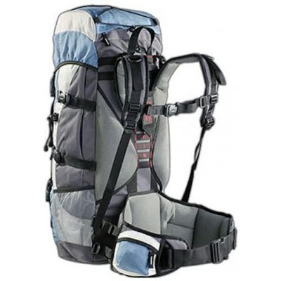 ASPENSPORT BACKPACK TREKKING 65 LITER BLUE/WHITE AB04Y04