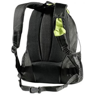 ASPENSPORT DAYPACK PIKES 30 LITER BLACK/GREEN AB06B01