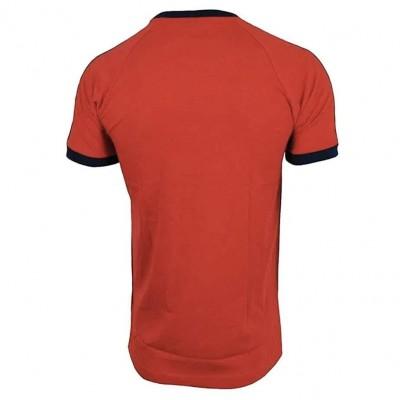 ADIDAS ORIGINALS ESS TREFOIL MEN T-SHIRT RED S18427