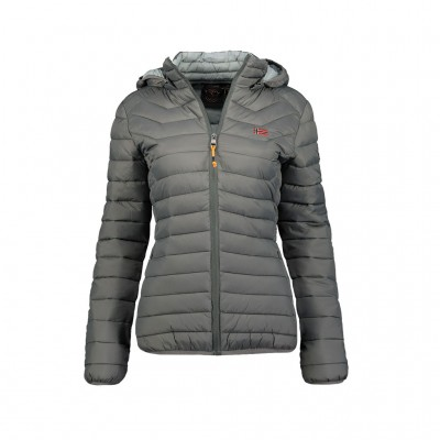 GEOGRAPHICAL NORWAY ASTONISHA HOOD ST4021F/GN ΑΝΘΡΑΚΙ