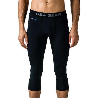 GSA COMPRESSION SHORTS KOLAN 181609 ΜΑΥΡΟ