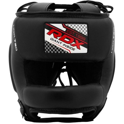 RDX T2 HEAD GUARD WITH NOSE PROTECTION BAR HGR-T2B