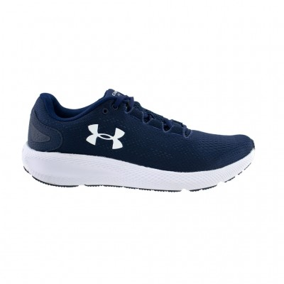 UNDER ARMOUR CHARGED PURSUIT 2 3022594 401 ΜΠΛΕ