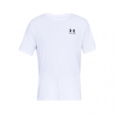 UNDER ARMOUR SPORTSTYLE LEFT CHEST LOGO 1326799-100