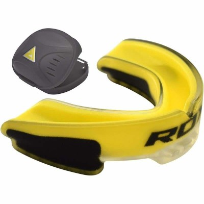 RDX 3Y YELLOW MOUTH GUARD ADULT GGS-3Y