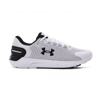 UNDER ARMOUR CHARGED ROGUE 2.5 3024400 101 ΛΕΥΚΟ ΜΑΥΡΟ