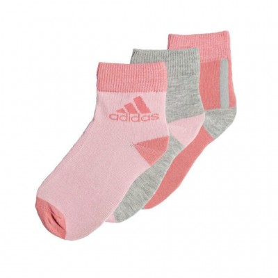 ADIDAS ANKLE SOCKS 3 PAIRS GN7395