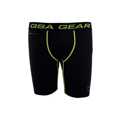 GSA COMPRESSION SHORTS KOLAN 181609 NEON GREEN