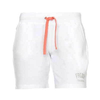 FREDDY SHORTS LONG S7WBTP1   WHITE
