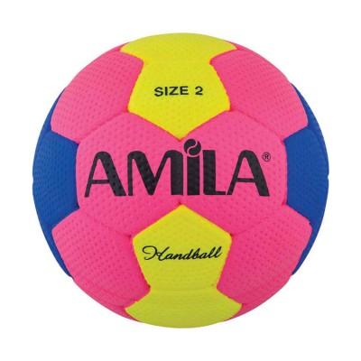 ΜΠΑΛΑ AMILA HANDBALL CELLUAR SIZE 2  54-56 cm 41322