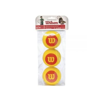 WILSON STARTER FOAM TBALL 3PACK WRZ258900