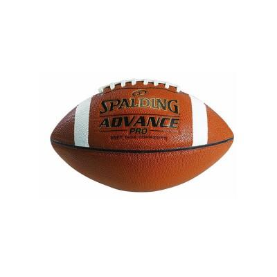 SPALDING ADVANCE PRO FULL SIZE FOOTBALL 72 654Z1
