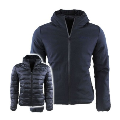 GEOGRAPHICAL NORWAY CABALE JACKET WQ240H GN